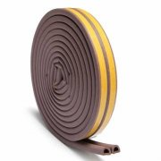 Self Adhesive D Type Foam Seal Strip