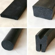 EPDM Square Rubber Flat Seal Strip