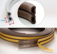 D foam epdm seal strip for door