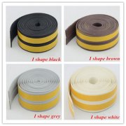 EPDM foam rubber seal